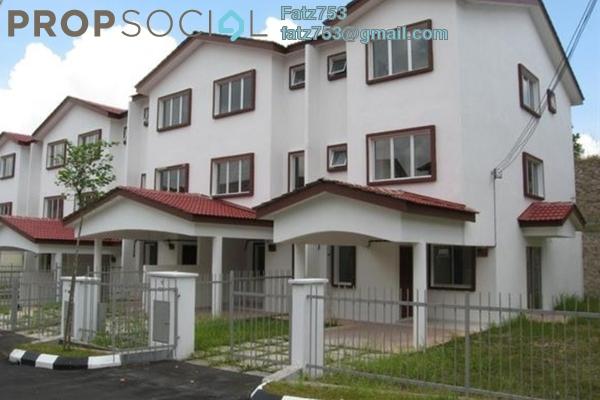 For Rent Terrace at Taman Bukit Permata, Batu Caves Freehold Unfurnished 6R/5B 1.8k