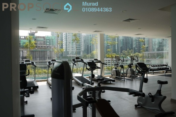 For Sale Serviced Residence at South View, Bangsar South Freehold Unfurnished 2R/2B 670k