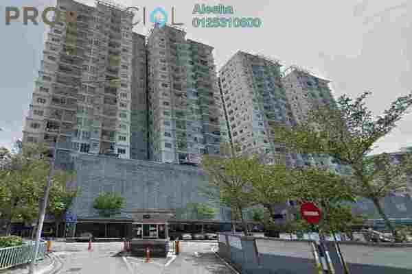 For Sale Condominium at Astana Lumayan, Bandar Sri Permaisuri Freehold Unfurnished 0R/0B 495k