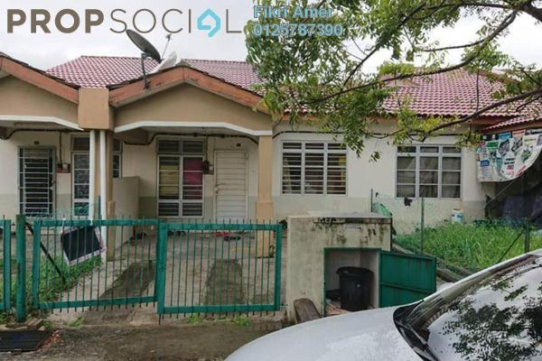 For Sale Terrace at Taman Pinggiran Cyber, Cyberjaya Leasehold Unfurnished 4R/2B 360k