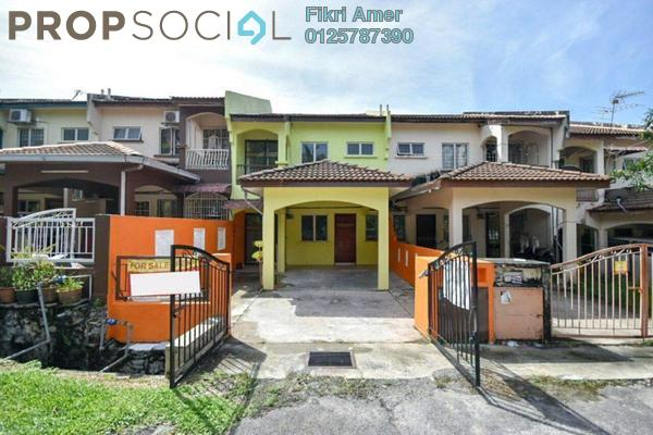 For Sale Terrace at Taman Mawar, Bandar Baru Salak Tinggi Leasehold Unfurnished 4R/3B 389k