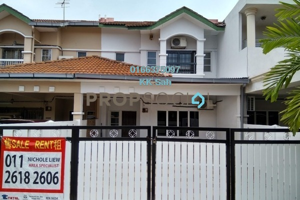 For Rent Superlink at Bandar Puteri Klang, Klang Freehold Fully Furnished 4R/3B 1.6k