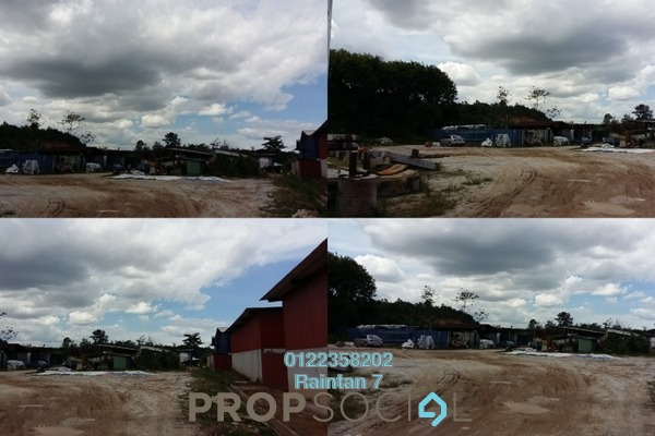 For Rent Land at Taman Balakong Jaya, Balakong Freehold Unfurnished 0R/0B 21k