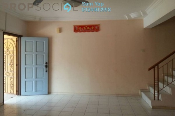 For Sale Terrace at Section 30, Shah Alam Freehold Semi Furnished 4R/3B 610k