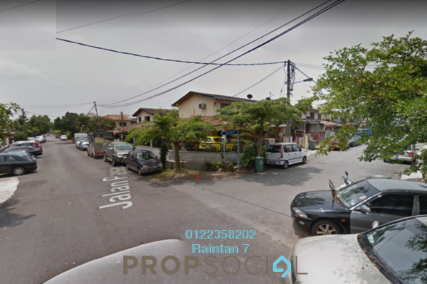 For Sale Terrace at Taman Bukit Intan, Sri Petaling Freehold Unfurnished 3R/2B 728k