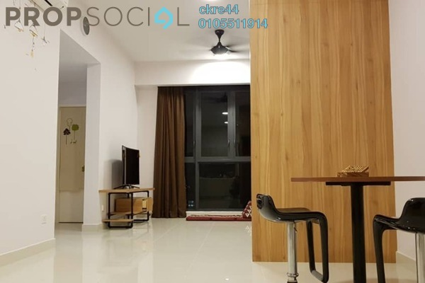 For Rent Condominium at Shamelin Star Serviced Residences, Cheras Freehold Fully Furnished 2R/2B 2.5k