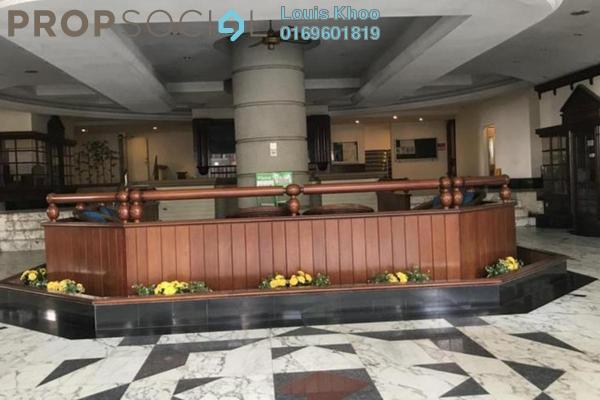 For Sale Condominium at Mutiara Villa, Bukit Ceylon Freehold Fully Furnished 1R/1B 440k