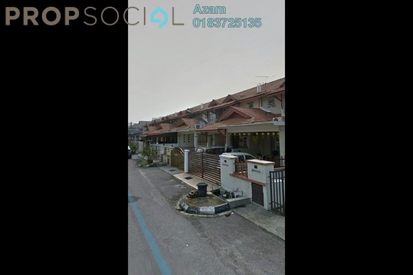 For Sale Terrace at Taman Gombak Permai, Batu Caves Freehold Semi Furnished 4R/3B 569k