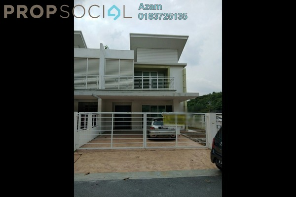 For Sale Semi-Detached at Tropika Putra, Bukit Rahman Putra Freehold Unfurnished 6R/4B 960k