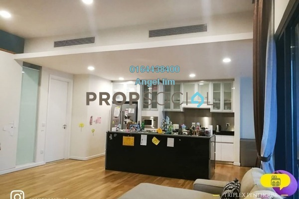 For Rent Condominium at St Mary Residences, KLCC Freehold Fully Furnished 4R/5B 15k