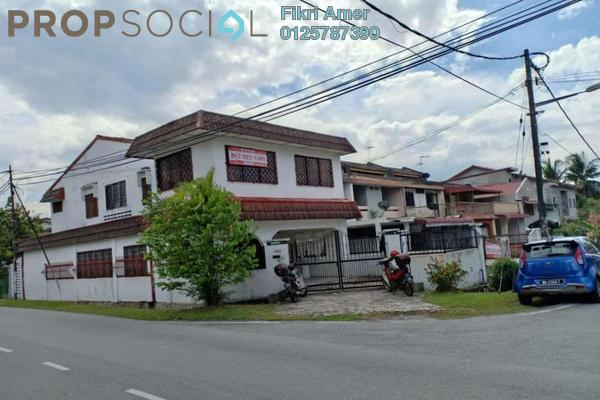 For Sale Terrace at Taman TAR, Ampang Leasehold Unfurnished 5R/3B 980k