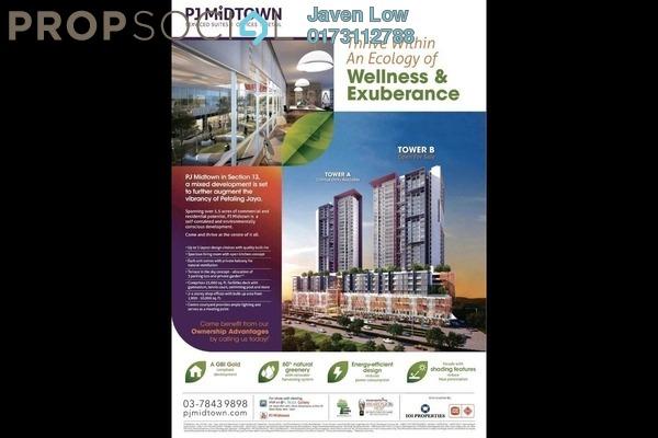 Pj midtown serviced suites apartment hgzedd3rc2poj 4sdk mys8 xcd a9cxto small