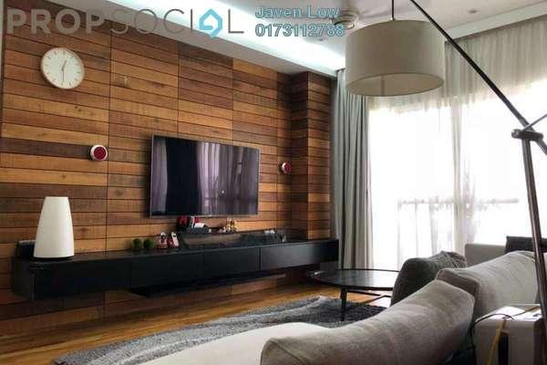 For Sale Condominium at Almaspuri, Mont Kiara Freehold Semi Furnished 4R/3B 1.35m