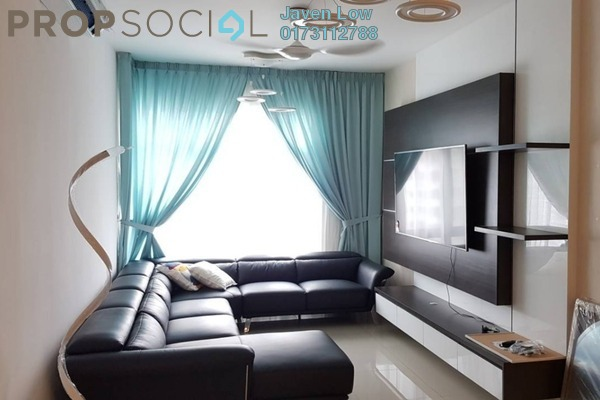 For Sale Condominium at Pearl Suria, Old Klang Road Freehold Fully Furnished 3R/2B 950k