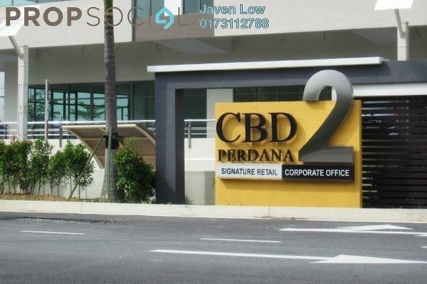 For Rent Office at CBD Perdana 2, Cyberjaya Freehold Semi Furnished 0R/2B 3k