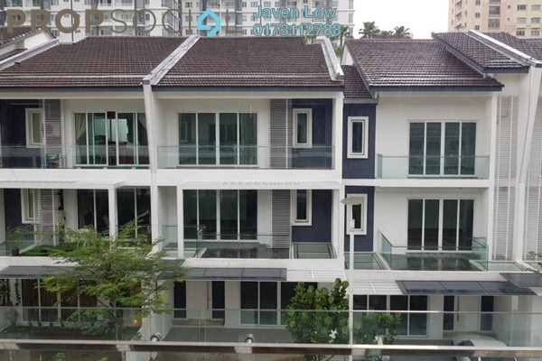 For Sale Terrace at Scenaria, Segambut Freehold Unfurnished 6R/6B 1.9m