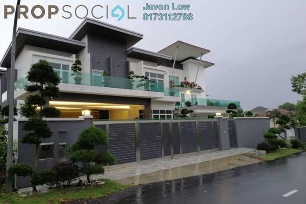For Sale Bungalow at Section 6, Bandar Mahkota Cheras Freehold Semi Furnished 8R/9B 4.2m