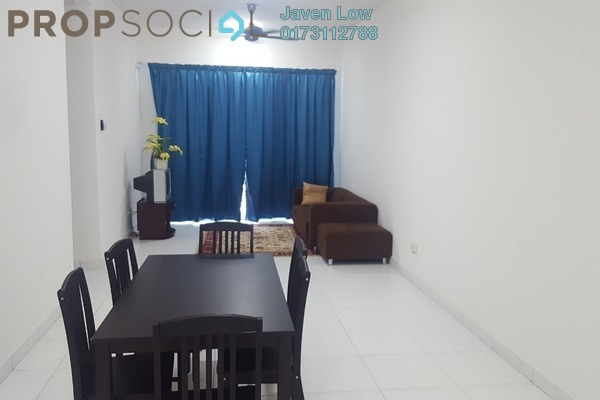 For Rent Condominium at BSP 21, Bandar Saujana Putra Freehold Semi Furnished 3R/2B 1.3k