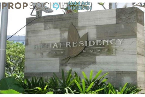 For Sale Condominium at Binjai Residency, KLCC Freehold Semi Furnished 5R/4B 2.32m