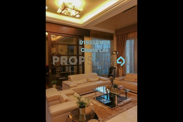 For Sale Bungalow at Bluwater Estate, Seri Kembangan Freehold Fully Furnished 6R/5B 5m
