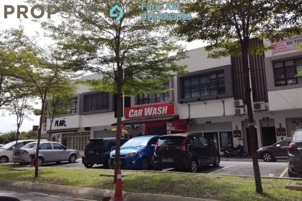 For Sale Shop at Trivo, Bukit Jelutong Freehold Unfurnished 0R/2B 1.7m