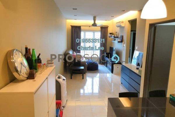 For Rent Condominium at Metropolitan Square, Damansara Perdana Freehold Semi Furnished 2R/2B 2.2k