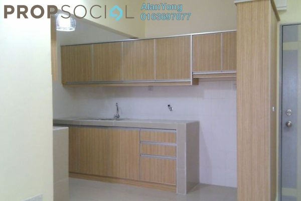 For Rent Condominium at Casa Idaman, Jalan Ipoh Freehold Semi Furnished 3R/2B 1.6k