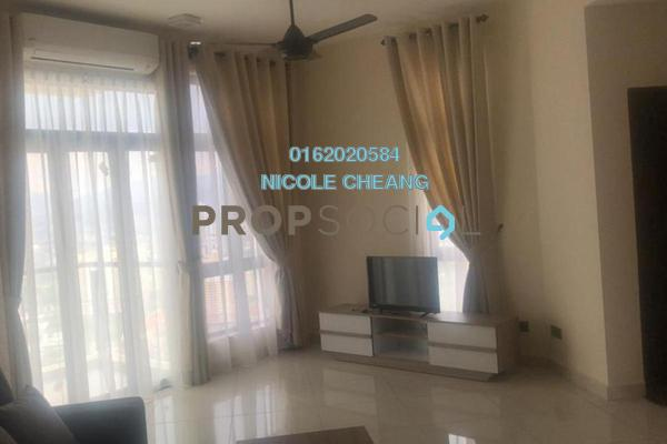 For Rent Condominium at J.dupion, Cheras Freehold Fully Furnished 2R/2B 2k