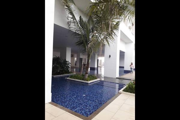For Rent Serviced Residence at Residensi Puchongmas, Puchong Freehold Semi Furnished 3R/2B 1k