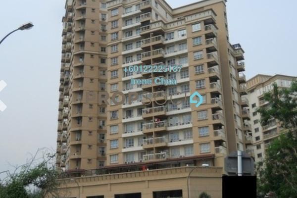 For Sale Condominium at Endah Puri, Sri Petaling Freehold Semi Furnished 3R/2B 568k