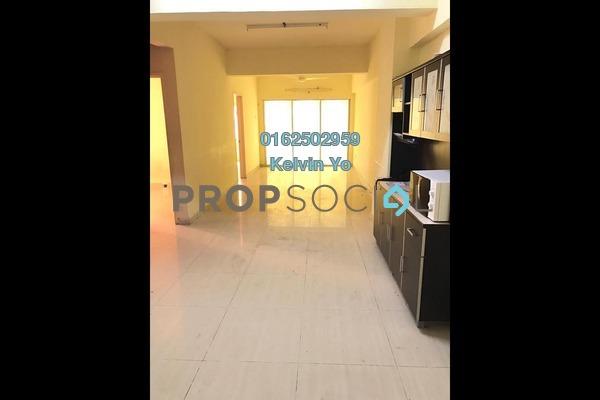 For Sale Condominium at Kepong Sentral Condominium, Sungai Buloh Freehold Unfurnished 3R/2B 250k