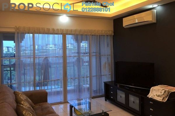 For Rent Condominium at La Vista, Bandar Puchong Jaya Freehold Fully Furnished 4R/3B 1.8k