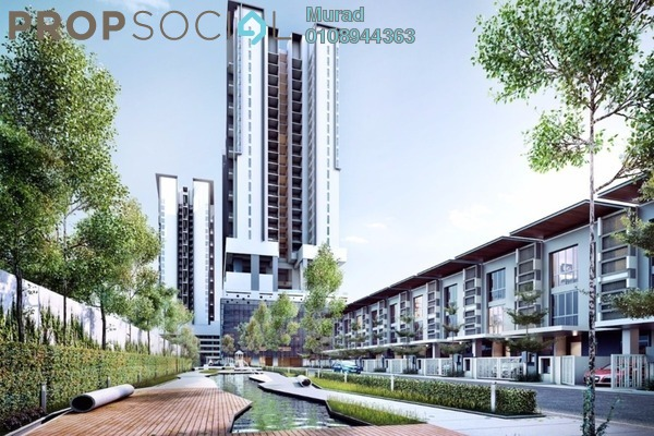 For Sale Condominium at The Andes, Bukit Jalil Freehold Unfurnished 3R/3B 650k
