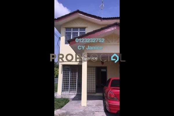 For Sale Terrace at Taman Putra Perdana, Puchong Freehold Semi Furnished 3R/2B 460k