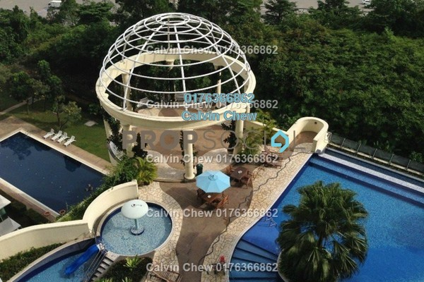 For Sale Condominium at La Grande Kiara, Mont Kiara Freehold Unfurnished 3R/0B 932k