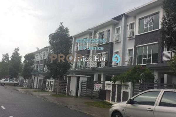 For Sale Terrace at USJ Heights, UEP Subang Jaya Freehold Semi Furnished 5R/5B 1.39m