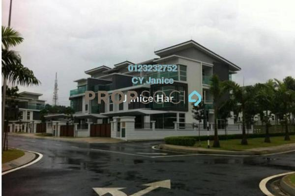 For Sale Terrace at USJ Heights, UEP Subang Jaya Freehold Semi Furnished 7R/8B 2.5m