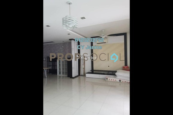 For Rent Terrace at USJ Heights, UEP Subang Jaya Freehold Semi Furnished 6R/6B 3.2k