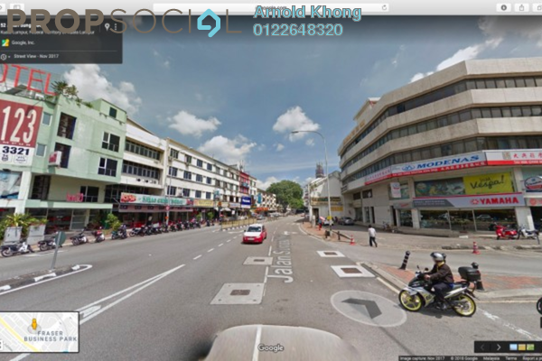 For Rent Shop at Jalan Sungai Besi, Kuala Lumpur Freehold Unfurnished 0R/0B 1.95k