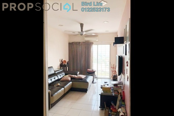 For Sale Condominium at Juta Mines, Seri Kembangan Freehold Fully Furnished 3R/2B 309k