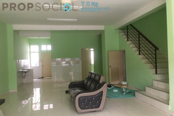 For Sale Terrace at Mutiara Indah, Puchong Freehold Unfurnished 4R/3B 680k