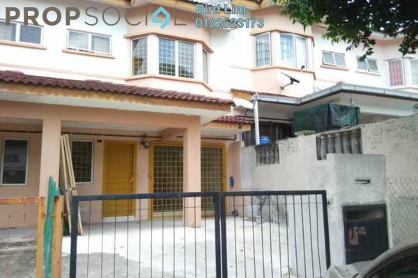 For Sale Terrace at Taman Puncak Jalil, Bandar Putra Permai Freehold Unfurnished 4R/3B 468k