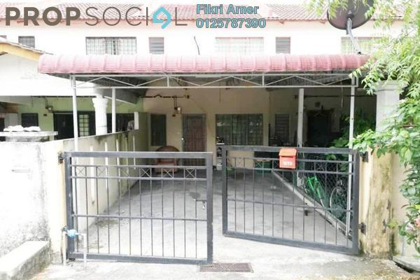 For Sale Terrace at Taman Kantan Permai, Kajang Leasehold Unfurnished 3R/1B 240k