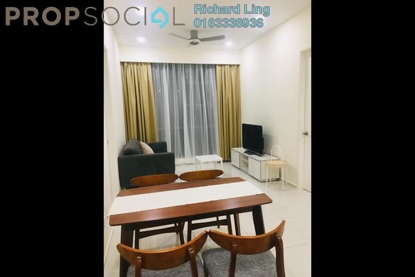 For Rent Serviced Residence at The Robertson, Pudu Freehold Fully Furnished 1R/1B 3.4k