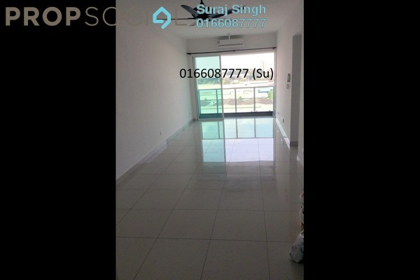 For Rent Condominium at The Regina, UEP Subang Jaya Freehold Semi Furnished 3R/2B 1.6k
