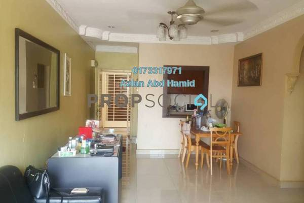 For Sale Condominium at Cengal Condominium, Bandar Sri Permaisuri Freehold Fully Furnished 3R/2B 415k