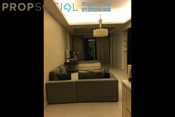 For Sale Serviced Residence at Carlton, Sri Hartamas Freehold Fully Furnished 3R/2B 670k