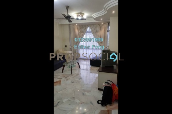 For Rent Apartment at Nova II, Segambut Freehold Fully Furnished 3R/2B 1.2k
