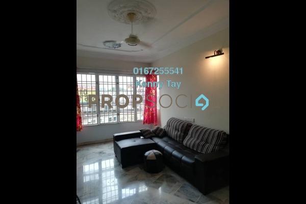 For Sale Condominium at Sri Intan 1, Jalan Ipoh Freehold Semi Furnished 3R/2B 295k