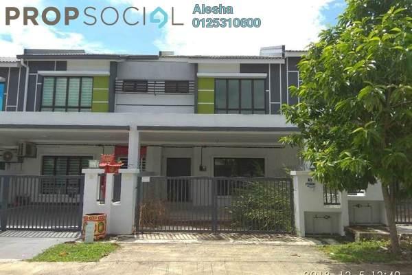 For Sale Terrace at Semenyih Parklands, Semenyih Freehold Unfurnished 0R/0B 423k